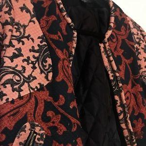 Pattern H&M women's jacket